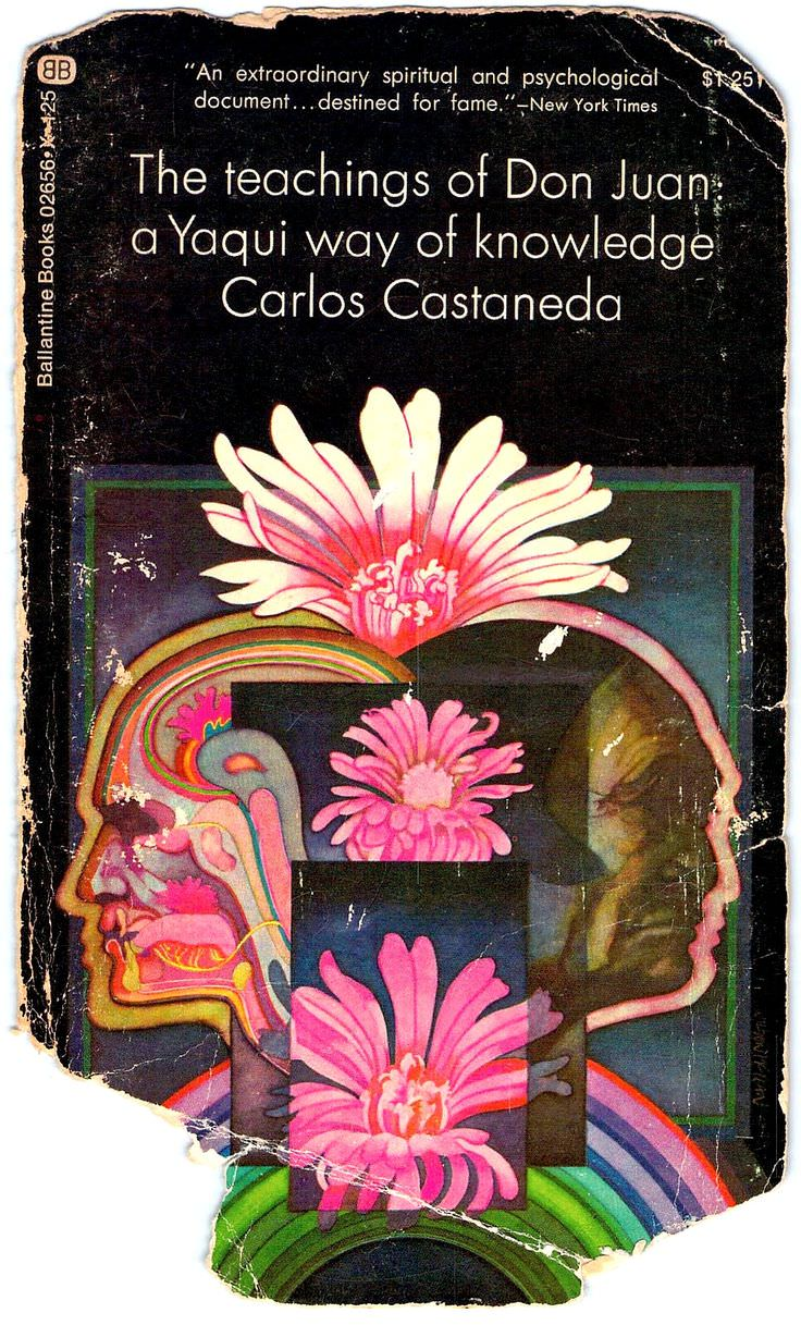 Carlos Castaneda. First natural enemy: Fear