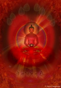 Амітабга - Будда Мудрості Розрізнення