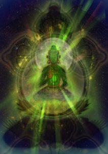 Амоґгасіддгі - Будда Мудрості Досконалих Дій