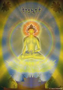 Ратнасамбгава - Будда Мудрості Рівності