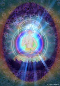 Ваджрасаттва - Будда Дзеркальної Мудрості