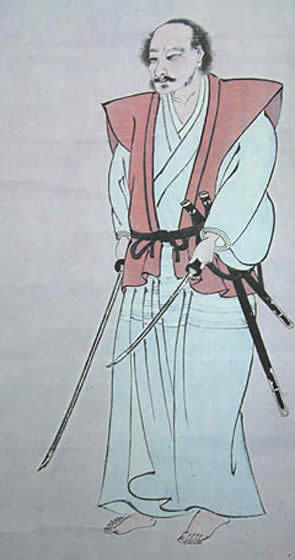 Yamamoto Musashi. The Book of Five Rings