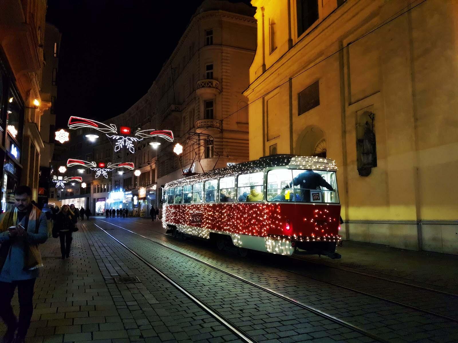 A bit about Brno, Czech