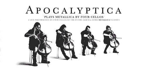 Apocalyptica – Plays Metallica by Four Cellos